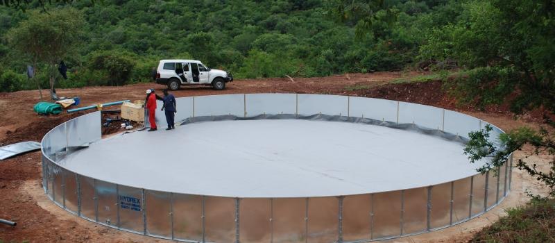 Farm water storage