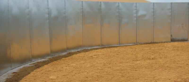 Hydrex - Panel Grain Silo Foundation & Floor