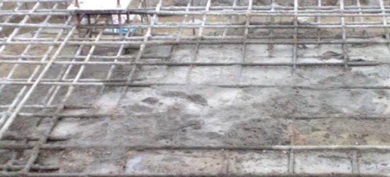 Hydrex concrete
